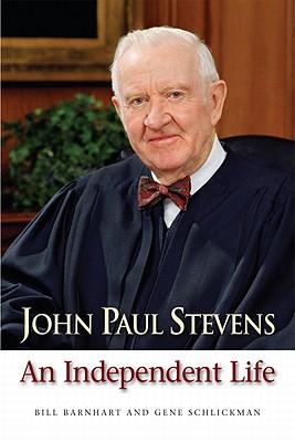 John Paul Stevens By Barnhart, Bill/ Schlickman, Gene